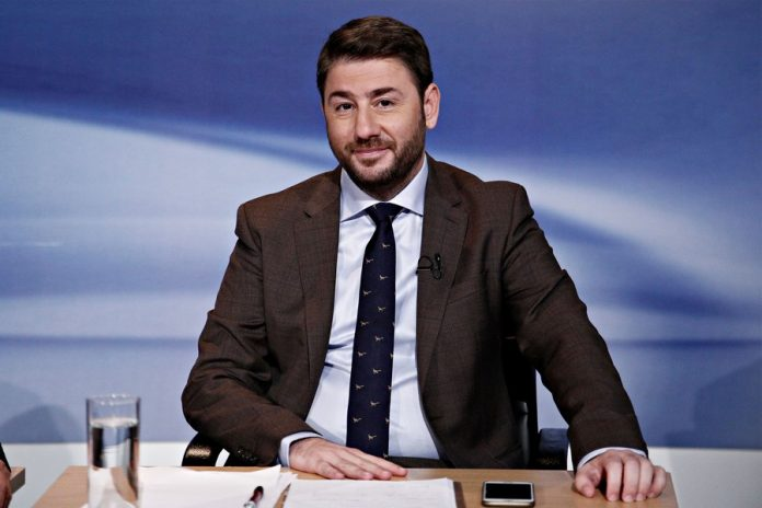 Νίκος Ανδρουλάκης Ευρωβουλευτής